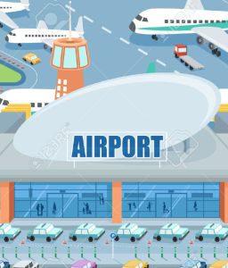 Dekat dengan Bandara